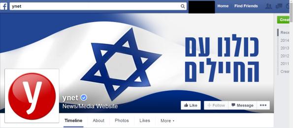 וואינט דגל ישראל כולנו עם החיילים